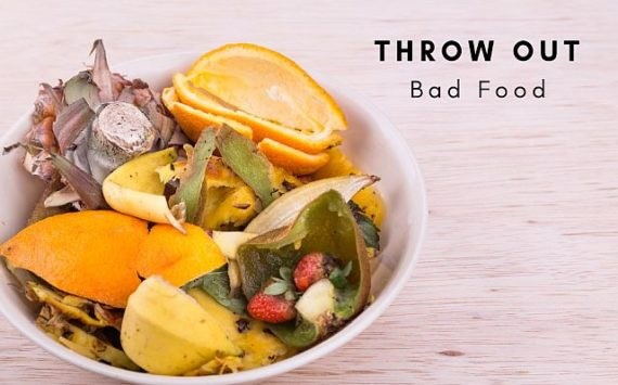 Toss Bad Food Out