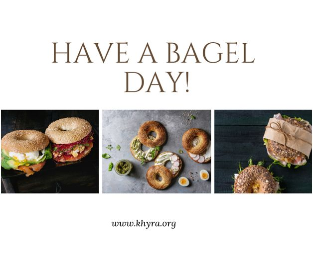 Have a Bagel Day