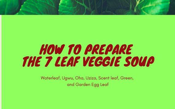 The Seven Leaf Vegetable Soup