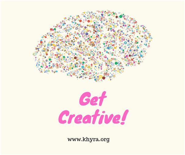 GET CREATIVE- TOGETHER