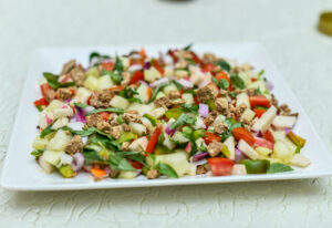 proteineous salad